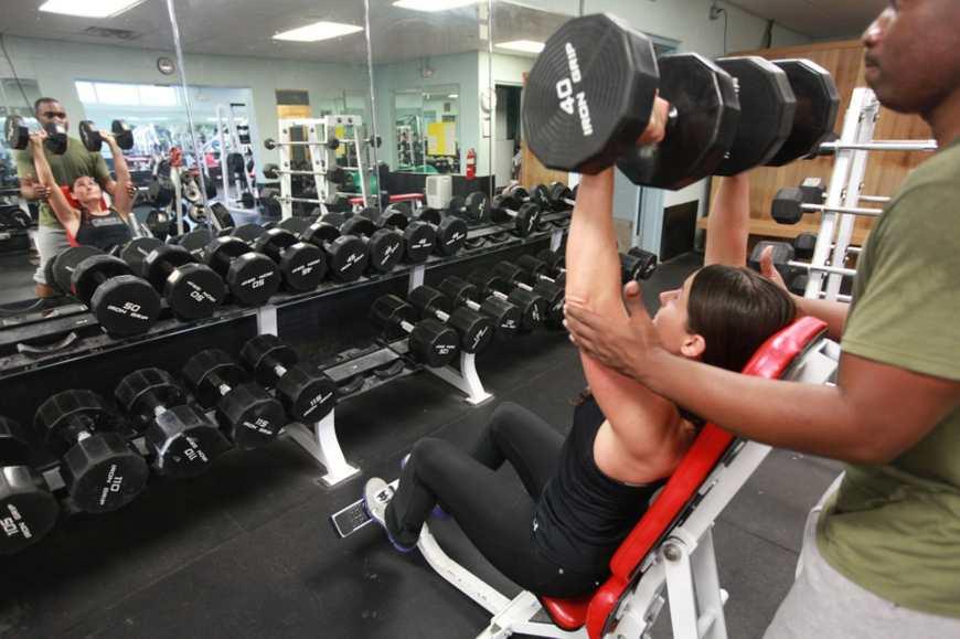 Donne e massa muscolare